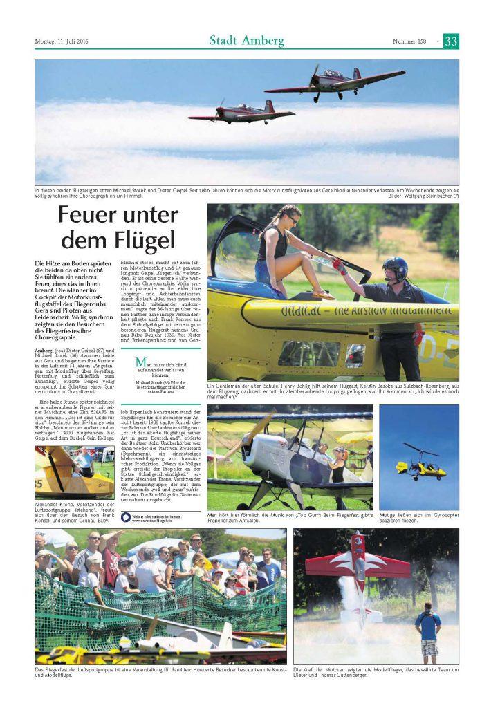 Flugfest Nachbericht NT
